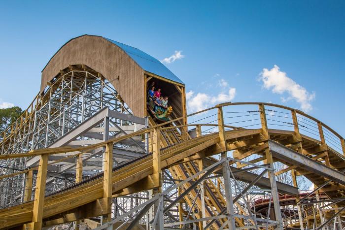 Williamsburg Attractions Busch Gardens